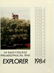 Page 5, 1984 Edition, La Salle University - Explorer Yearbook (Philadelphia, PA) online yearbook collection