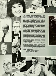 Page 8, 1988 Edition, La Salle University - Explorer Yearbook (Philadelphia, PA) online yearbook collection