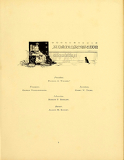 Page 11, 1898 Edition, Massachusetts Institute of Technology - Technique Yearbook (Cambridge, MA) online yearbook collection