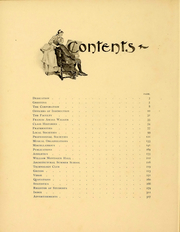 Page 6, 1898 Edition, Massachusetts Institute of Technology - Technique Yearbook (Cambridge, MA) online yearbook collection