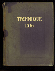 Page 1, 1916 Edition, Massachusetts Institute of Technology - Technique Yearbook (Cambridge, MA) online yearbook collection