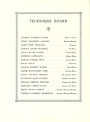 Page 14, 1916 Edition, Massachusetts Institute of Technology - Technique Yearbook (Cambridge, MA) online yearbook collection
