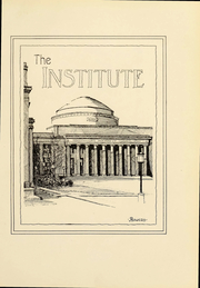 Page 9, 1922 Edition, Massachusetts Institute of Technology - Technique Yearbook (Cambridge, MA) online yearbook collection