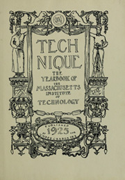 Page 7, 1925 Edition, Massachusetts Institute of Technology - Technique Yearbook (Cambridge, MA) online yearbook collection