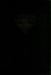 1927 Edition, Massachusetts Institute of Technology - Technique Yearbook (Cambridge, MA)