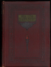 1929 Edition, Massachusetts Institute of Technology - Technique Yearbook (Cambridge, MA)