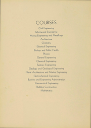 Page 13, 1933 Edition, Massachusetts Institute of Technology - Technique Yearbook (Cambridge, MA) online yearbook collection
