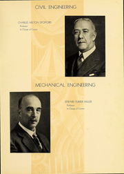 Page 14, 1933 Edition, Massachusetts Institute of Technology - Technique Yearbook (Cambridge, MA) online yearbook collection