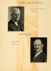 Page 15, 1933 Edition, Massachusetts Institute of Technology - Technique Yearbook (Cambridge, MA) online yearbook collection
