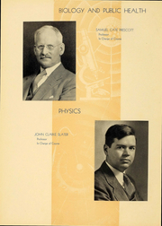 Page 17, 1933 Edition, Massachusetts Institute of Technology - Technique Yearbook (Cambridge, MA) online yearbook collection