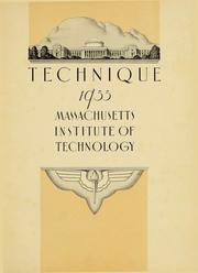 Page 3, 1933 Edition, Massachusetts Institute of Technology - Technique Yearbook (Cambridge, MA) online yearbook collection