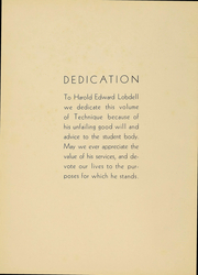 Page 4, 1933 Edition, Massachusetts Institute of Technology - Technique Yearbook (Cambridge, MA) online yearbook collection