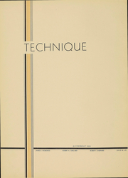 Page 6, 1933 Edition, Massachusetts Institute of Technology - Technique Yearbook (Cambridge, MA) online yearbook collection