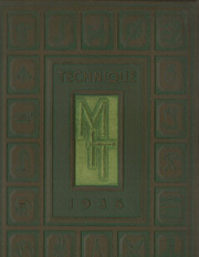 1936 Edition, Massachusetts Institute of Technology - Technique Yearbook (Cambridge, MA)