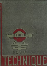 1939 Edition, Massachusetts Institute of Technology - Technique Yearbook (Cambridge, MA)