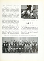 Page 149, 1940 Edition, Massachusetts Institute of Technology - Technique Yearbook (Cambridge, MA) online yearbook collection