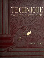 1945 Edition, Massachusetts Institute of Technology - Technique Yearbook (Cambridge, MA)