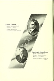 Page 14, 1915 Edition, York College of Pennsylvania - Horizon Tower Yearbook (York, PA) online yearbook collection