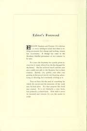 Page 6, 1915 Edition, York College of Pennsylvania - Horizon Tower Yearbook (York, PA) online yearbook collection