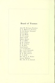 Page 8, 1915 Edition, York College of Pennsylvania - Horizon Tower Yearbook (York, PA) online yearbook collection