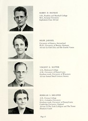 Page 17, 1943 Edition, York College of Pennsylvania - Horizon Tower Yearbook (York, PA) online yearbook collection