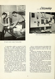 Page 10, 1954 Edition, York College of Pennsylvania - Horizon Tower Yearbook (York, PA) online yearbook collection
