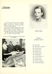 Page 13, 1954 Edition, York College of Pennsylvania - Horizon Tower Yearbook (York, PA) online yearbook collection