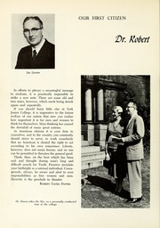 Page 14, 1954 Edition, York College of Pennsylvania - Horizon Tower Yearbook (York, PA) online yearbook collection