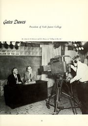 Page 15, 1954 Edition, York College of Pennsylvania - Horizon Tower Yearbook (York, PA) online yearbook collection