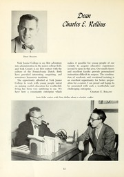 Page 16, 1954 Edition, York College of Pennsylvania - Horizon Tower Yearbook (York, PA) online yearbook collection