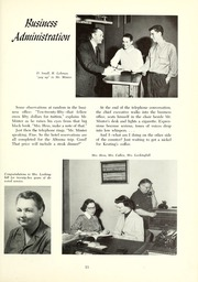 Page 17, 1954 Edition, York College of Pennsylvania - Horizon Tower Yearbook (York, PA) online yearbook collection