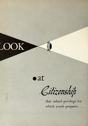 Page 8, 1954 Edition, York College of Pennsylvania - Horizon Tower Yearbook (York, PA) online yearbook collection