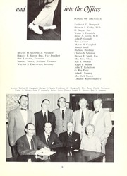 Page 13, 1956 Edition, York College of Pennsylvania - Horizon Tower Yearbook (York, PA) online yearbook collection