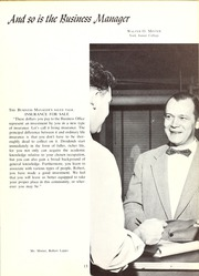Page 17, 1956 Edition, York College of Pennsylvania - Horizon Tower Yearbook (York, PA) online yearbook collection