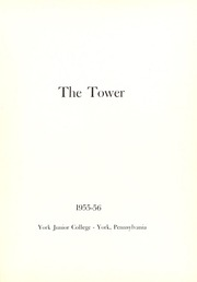 Page 5, 1956 Edition, York College of Pennsylvania - Horizon Tower Yearbook (York, PA) online yearbook collection