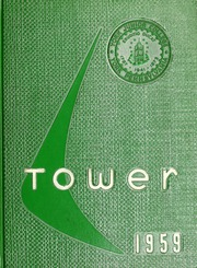 York College of Pennsylvania - Horizon Tower Yearbook (York, PA) online yearbook collection, 1959 Edition, Page 1