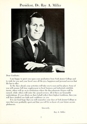 Page 11, 1959 Edition, York College of Pennsylvania - Horizon Tower Yearbook (York, PA) online yearbook collection