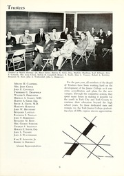Page 13, 1959 Edition, York College of Pennsylvania - Horizon Tower Yearbook (York, PA) online yearbook collection