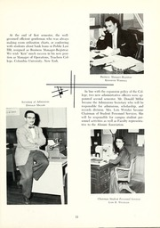Page 15, 1959 Edition, York College of Pennsylvania - Horizon Tower Yearbook (York, PA) online yearbook collection