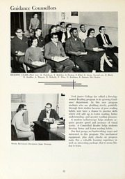 Page 16, 1959 Edition, York College of Pennsylvania - Horizon Tower Yearbook (York, PA) online yearbook collection