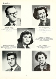 Page 17, 1959 Edition, York College of Pennsylvania - Horizon Tower Yearbook (York, PA) online yearbook collection