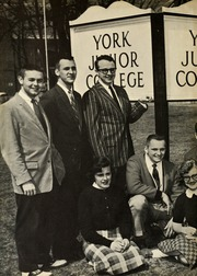 Page 2, 1959 Edition, York College of Pennsylvania - Horizon Tower Yearbook (York, PA) online yearbook collection