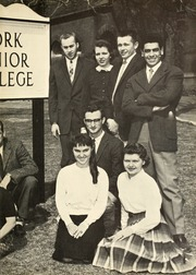 Page 3, 1959 Edition, York College of Pennsylvania - Horizon Tower Yearbook (York, PA) online yearbook collection