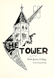 Page 5, 1959 Edition, York College of Pennsylvania - Horizon Tower Yearbook (York, PA) online yearbook collection