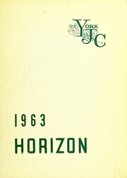 York College of Pennsylvania - Horizon Tower Yearbook (York, PA) online yearbook collection, 1963 Edition, Page 1