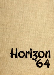 York College of Pennsylvania - Horizon Tower Yearbook (York, PA) online yearbook collection, 1964 Edition, Page 1