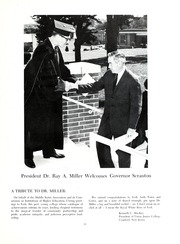 Page 15, 1966 Edition, York College of Pennsylvania - Horizon Tower Yearbook (York, PA) online yearbook collection