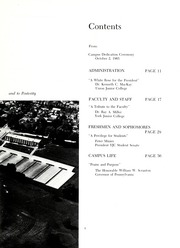 Page 7, 1966 Edition, York College of Pennsylvania - Horizon Tower Yearbook (York, PA) online yearbook collection