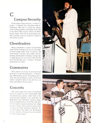 Page 12, 1977 Edition, York College of Pennsylvania - Horizon Tower Yearbook (York, PA) online yearbook collection