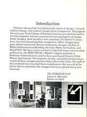 Page 6, 1977 Edition, York College of Pennsylvania - Horizon Tower Yearbook (York, PA) online yearbook collection